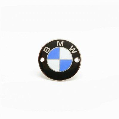 Emblem BMW 70mm, /5 Modelle, emailliert, geschraubt