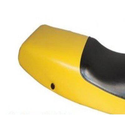Siebenrock Bezug schwarz/gelb für BMW K1 Modelle