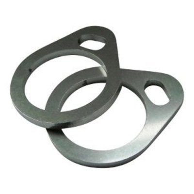 Exhaust flanges Shovelhead STAINLESS STEEL
