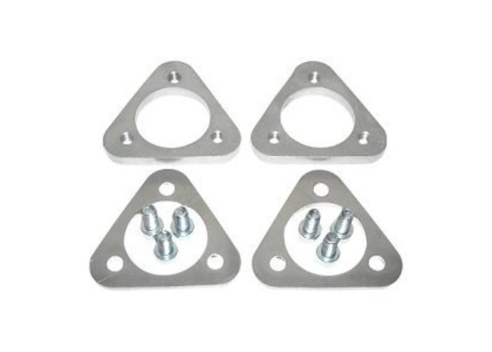 3 Bolt Exhaust flanges STAINLESS STEEL