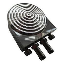 Adaptateur pour filtre à huile - poli
