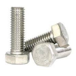 Hex bolt 1/4 UNC x 1 inch (Minimum order amount = 10)