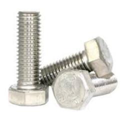 Hex bolt 1/4 UNF x 1 inch (Minimum order amount = 10)