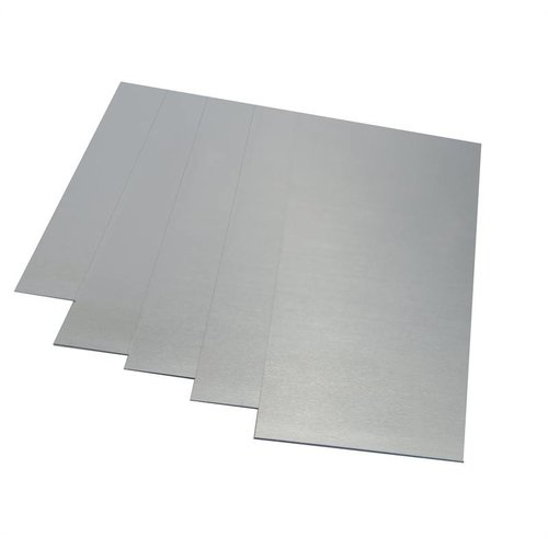 MCU Aluminium plaat 200x300x4mm