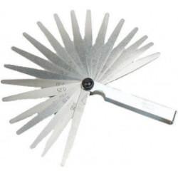Voelermaat 20 stuks 005-1,0mm