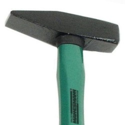 Bank Hammer 500gr rubber grip