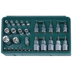 Coffret Torx - 29 pièces