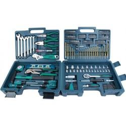 Boîte à outils 4-en-1 - 176 pièces