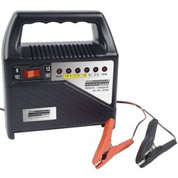 Chargeur de batterie 6 et 12 Volts
