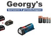 Accu, batterijen en toebehoren
