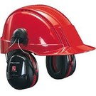 Gehoorbeschermer Peltor Optime III met helm