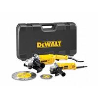 DWE492SDT-QS Voordeelset 125/230mm haakse slijper