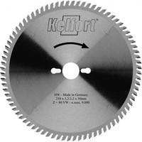 Cirkelzaagblad 235mm TF (negatief) 64 tanden