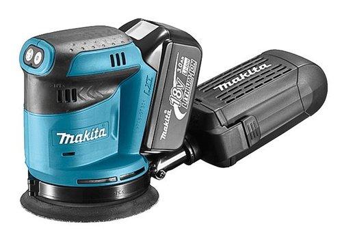 Makita DBO180RTJ 18 V Excenter schuurmachine