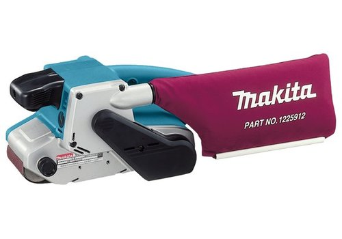 Makita 9903 230 V Bandschuurmachine 76 mm