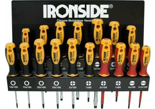 Ironside Schroevendraaiersset