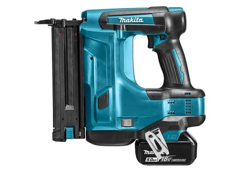 Makita DBN500RTJ 18 V Brad tacker