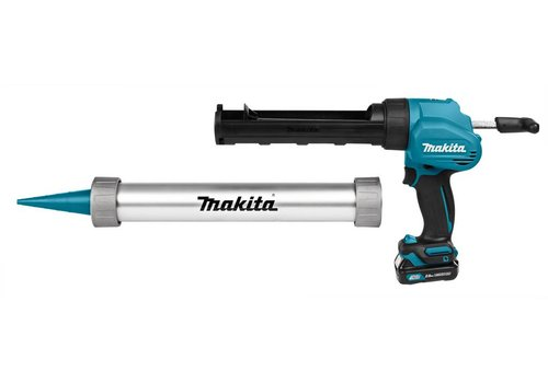 Makita CG100DSAX 10,8 V Lijm- en kitspuit