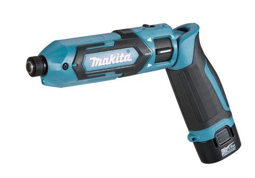 Makita TD022DSE 7,2 V Slagschroevendraaier