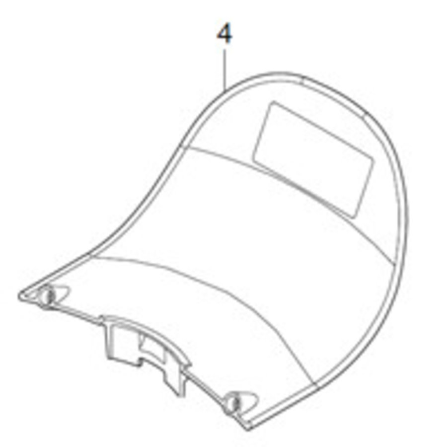 UH4570/UH5570/UH6570   Handbescherming compleet