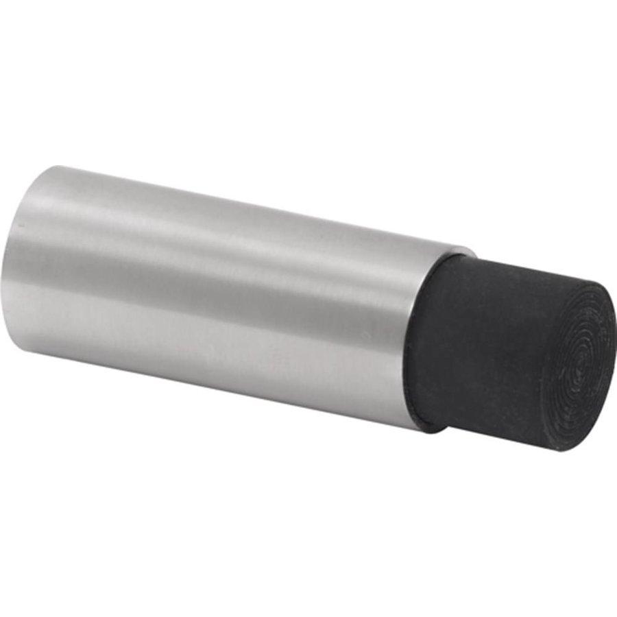 Deurstopper RVS 78x25mm