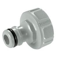 Kraanstuk 1/2 - 21 MM plastic 18200-20