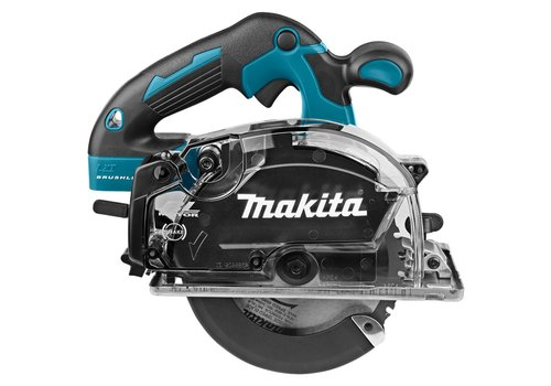Makita DCS553ZJ 18 V Metaal cirkelzaag 150 mm