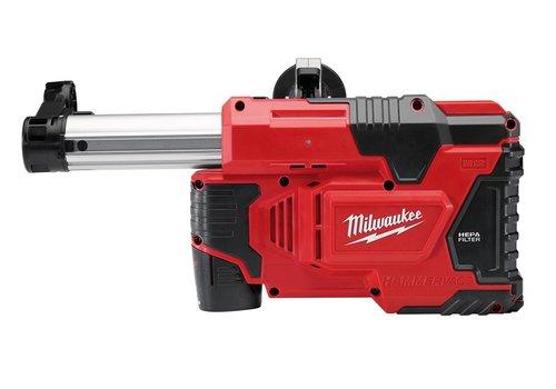Milwaukee Stofafzuigset 12V M12DE-201