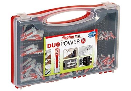 Fischer Red Box DUOPOWER - Pluggenset