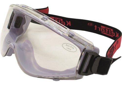 Kelfort Veiligheidsbril Ruimzicht Comfort Klasse F
