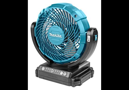 Makita DCF102Z 14,4 / 18 V Ventilator met zwenkfunctie
