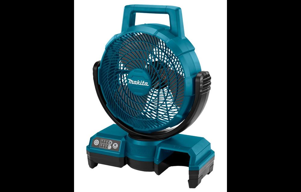 DCF203Z 14,4 / 18 V Ventilator met zwenkfunctie