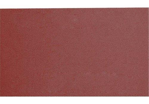 50st. EXCELLENT schuurpapier K60 80x133mm klittenband