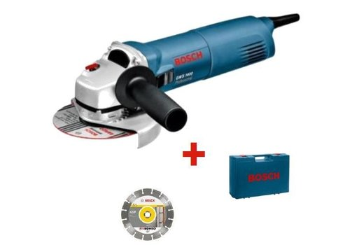Bosch GWS 1400 (125 mm)