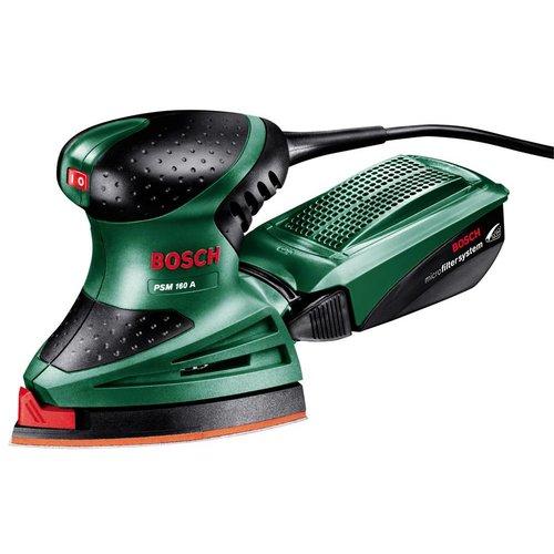 Bosch Groen PSM160A 230V Multischuurmachine