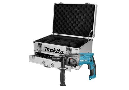 Makita HR2230X4 230V Boorhamer + GRATIS 14-delige borenset