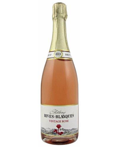 Rives-Blanques Vintage Rose Crémant de Limoux 2016