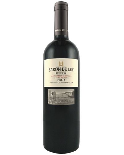 Barón de Ley Rioja Reserva 2016
