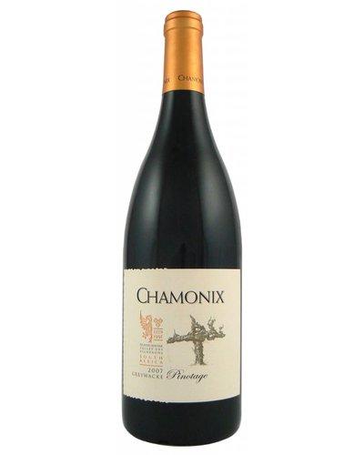 Chamonix Greywacke Pinotage 2017