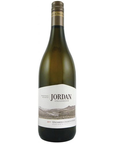 Jordan Unoaked Chardonnay 2018