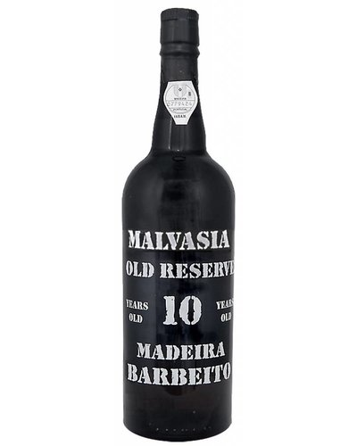 Barbeito Madeira Malvasia 10 years Old Reserve