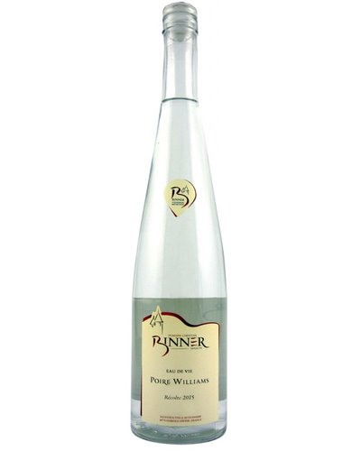Christian Binner Eau de Vie de Poire Williams 0,7ltr