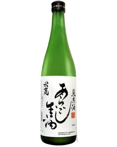 Sake Akishika Aragoshi Nigori
