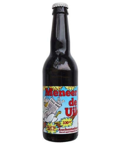 Brouwerij Het Uiltje Meneer de Uil Auchentoshan BA