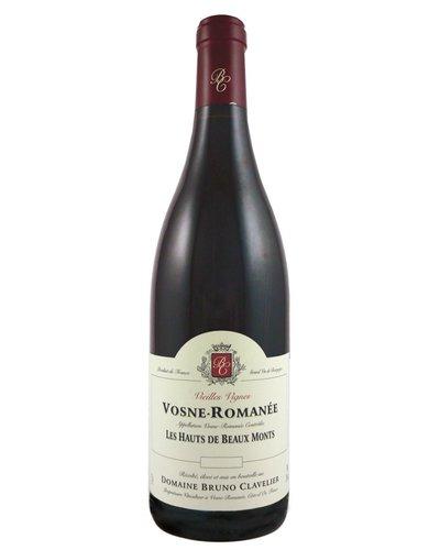 Bruno Clavelier Vosne-Romanee Les Hauts de Beaux Monts 2014