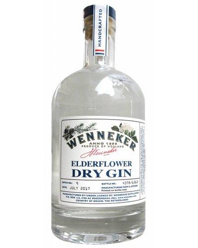 Gin Wenneker Elderflower Dry Gin