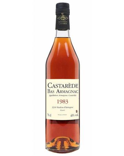 Armagnac Castarède 1983