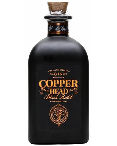 Gin Copperhead Black Batch Gin