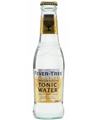 Tonic Fever Tree Indian Tonic 0,2 ltr