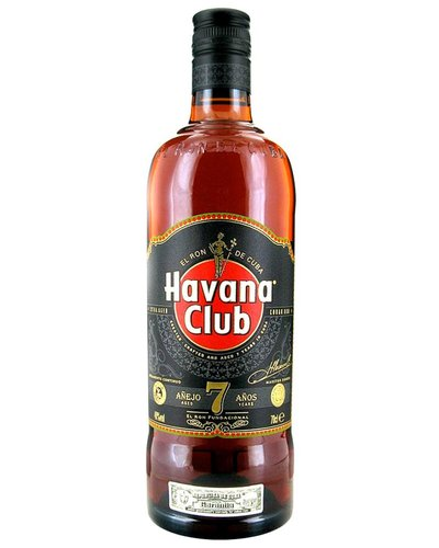 Rum Havana Club 7 years old